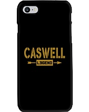 Caswell Legend Phone Case tile