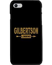 Gilbertson Legend Phone Case tile