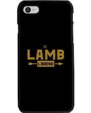 Lamb Legend Phone Case tile