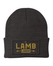 Lamb Legend Knit Beanie front