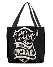 MCRAE with love All-over Tote thumbnail