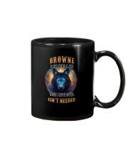BROWNE Rule Mug thumbnail