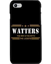 WATTERS Phone Case thumbnail