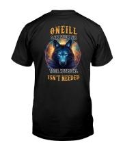 ONEILL Rule Classic T-Shirt back