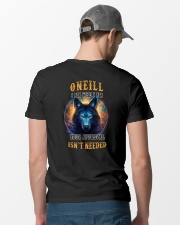 ONEILL Rule Classic T-Shirt lifestyle-mens-crewneck-back-6