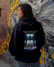 BARTHOLOMEW Storm Hooded Sweatshirt lifestyle-unisex-hoodie-back-1