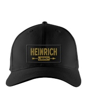 Heinrich Legacy Embroidered Hat front