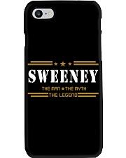 SWEENEY Phone Case tile