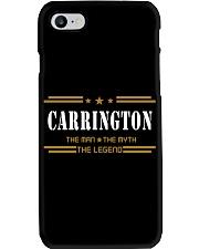 CARRINGTON Phone Case tile