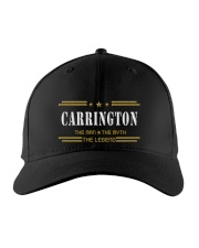 CARRINGTON Embroidered Hat front