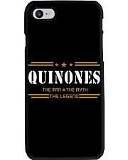 QUINONES Phone Case thumbnail