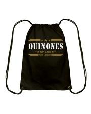 QUINONES Drawstring Bag thumbnail