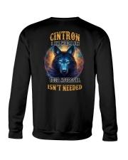 CINTRON Rule Crewneck Sweatshirt thumbnail