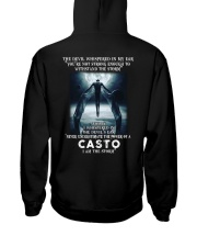 CASTO Storm Hooded Sweatshirt back