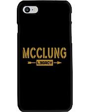 Mcclung Legacy Phone Case thumbnail