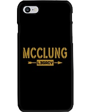 Mcclung Legacy Phone Case tile