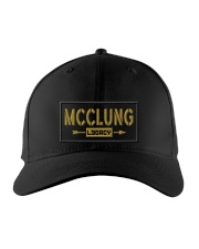 Mcclung Legacy Embroidered Hat front