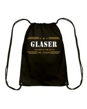 GLASER Drawstring Bag thumbnail