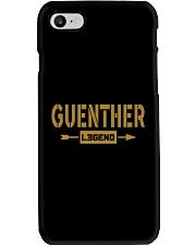 Guenther Legend Phone Case thumbnail