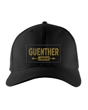 Guenther Legend Embroidered Hat front