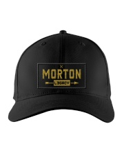 Morton Legacy Embroidered Hat front