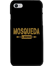 Mosqueda Legend Phone Case tile