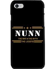 NUNN Phone Case tile