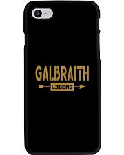 Galbraith Legend Phone Case thumbnail