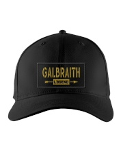 Galbraith Legend Embroidered Hat front