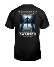 SWANSON Storm Classic T-Shirt thumbnail