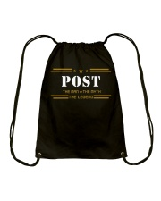 POST Drawstring Bag thumbnail