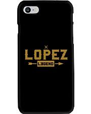 Lopez Legend Phone Case thumbnail