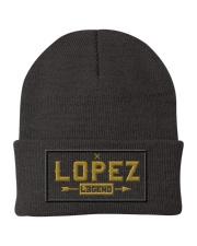 Lopez Legend Knit Beanie front