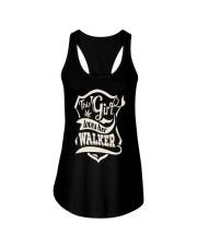 WALKER 07 Ladies Flowy Tank thumbnail