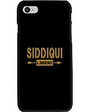 Siddiqui Legend Phone Case thumbnail
