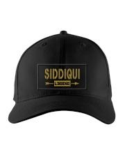 Siddiqui Legend Embroidered Hat front