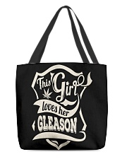 GLEASON 07 All-Over Tote tile