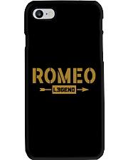 Romeo Legend Phone Case thumbnail