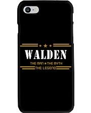 WALDEN Phone Case tile