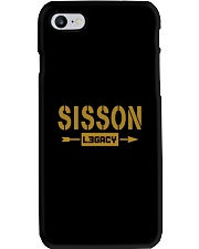 Sisson Legacy Phone Case tile