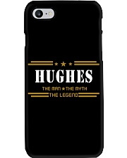 HUGHES Phone Case tile