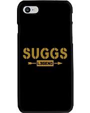 Suggs Legend Phone Case tile