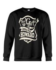 HOWARD 007 Crewneck Sweatshirt thumbnail