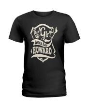 HOWARD 007 Ladies T-Shirt front