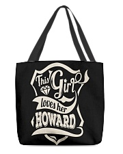 HOWARD 007 All-over Tote thumbnail