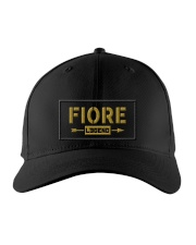Fiore Legend Embroidered Hat front