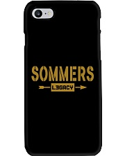 Sommers Legacy Phone Case thumbnail