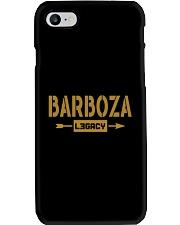 Barboza Legacy Phone Case tile