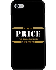 PRICE Phone Case tile