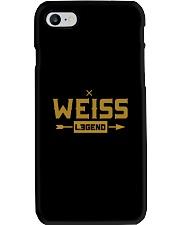 Weiss Legend Phone Case thumbnail